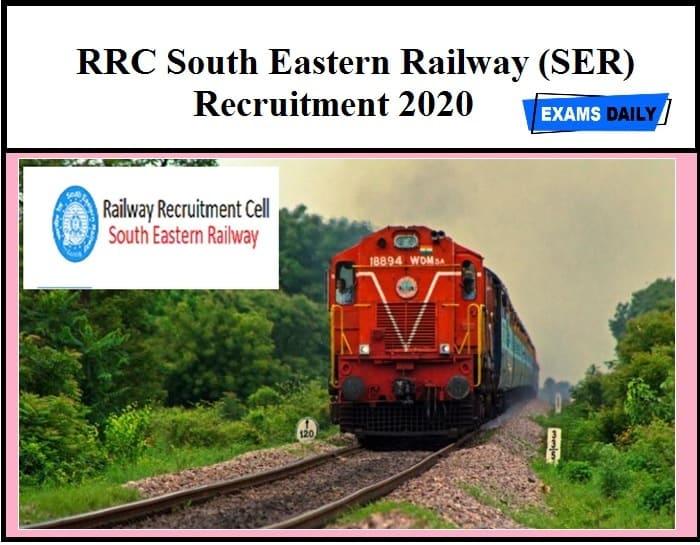 RRC south Recruitment