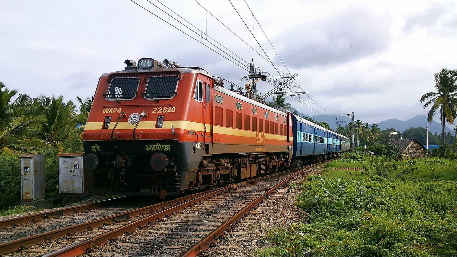 Railway Naukri