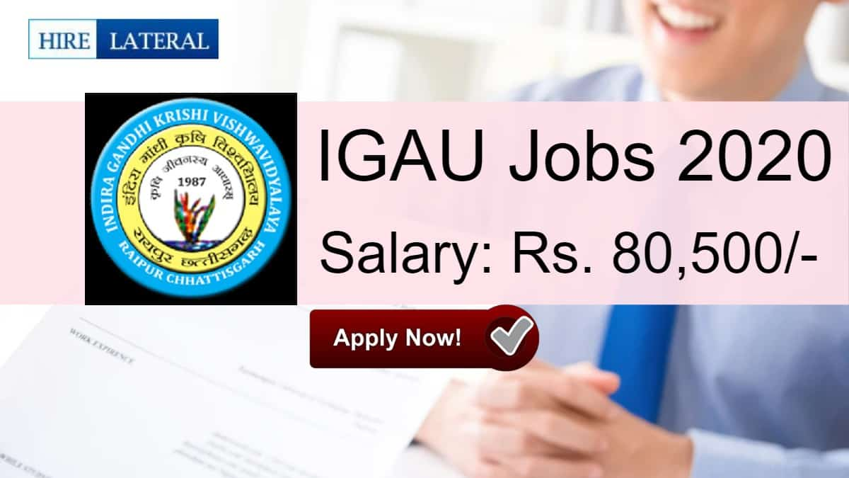 igau recruitment